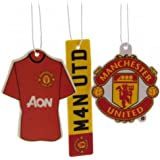 Birthday Gift Idea For Men And Boys A Great Christmas Manchester United FC Official Football Gift Jacquard Towel
