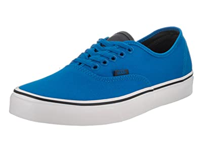985a0332ee Vans Unisex Authentic (Canvas) Skate Shoe 8 Blue