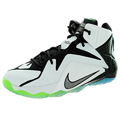 9a8e46da65d2 Nike Lebron XII AS (GS) Boys Basketball Shoes