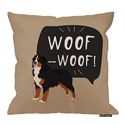 Cushion Cover High Quality Cute Charles Spaniel Dog Prints Cushion Cover Home Office Sofa Decoration Cotton Linen Pillow Cases Gift 45x45 Cm