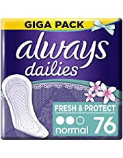 Always Fresh & Protect Slipeinlagen Normal Fresh 76 Stück