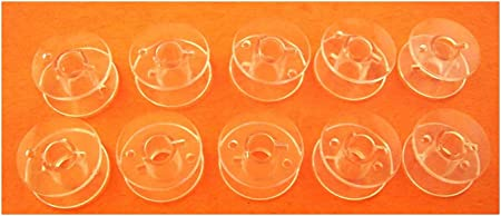 5511 5532 NGOSEW for Singer Plastic Bobbins Heavy Duty 44S 4411 4452 5523 4423