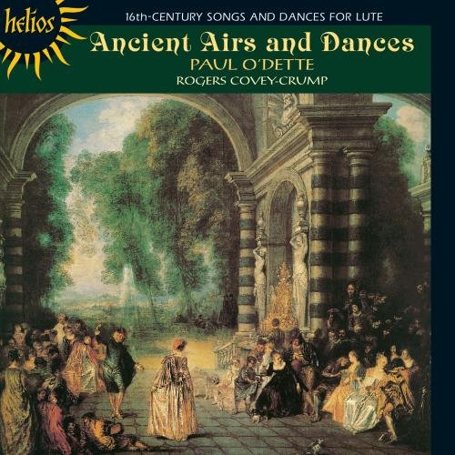 Ancient Airs & Dances by HYPERION