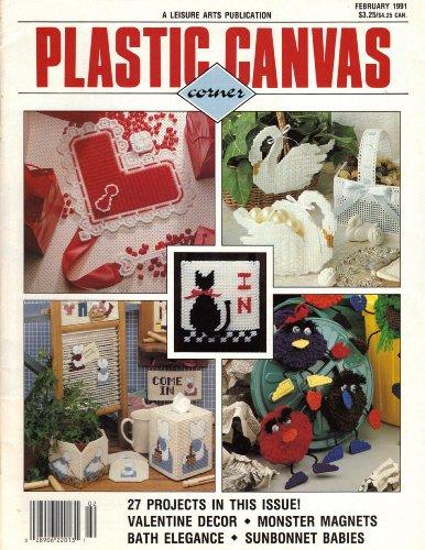 Plastic Canvas Corner (February 1991, Volume 2, Number (Plastic Canvas Corner)