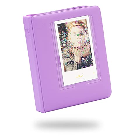Lalo Novo 64 Poches Photo Album pour Fujifilm Instax Mini 7s 8 25 50 90 Film 40b188d0001d