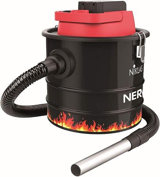 Niklas - Aspirador inalámbrico (18 V, 110 W, batería de litio ...
