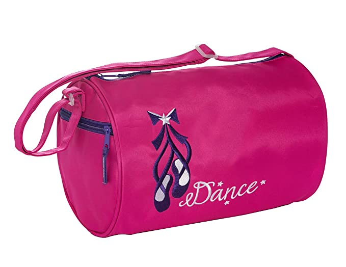 Amazon.com: Horizon Dance Dolce Embroidered Ballet bolsa ...
