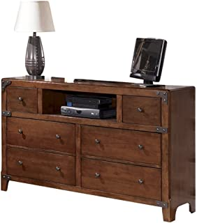 Genial Ashley Furniture Signature Design   Delburne Dresser   6 Drawers And 1  Cubby   Casual Youth