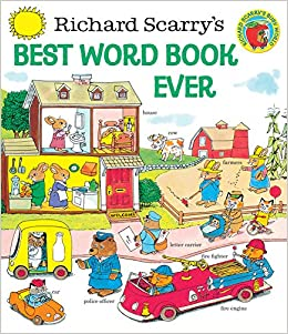 Amazon.com: Richard Scarry's Best Word Book Ever (Giant