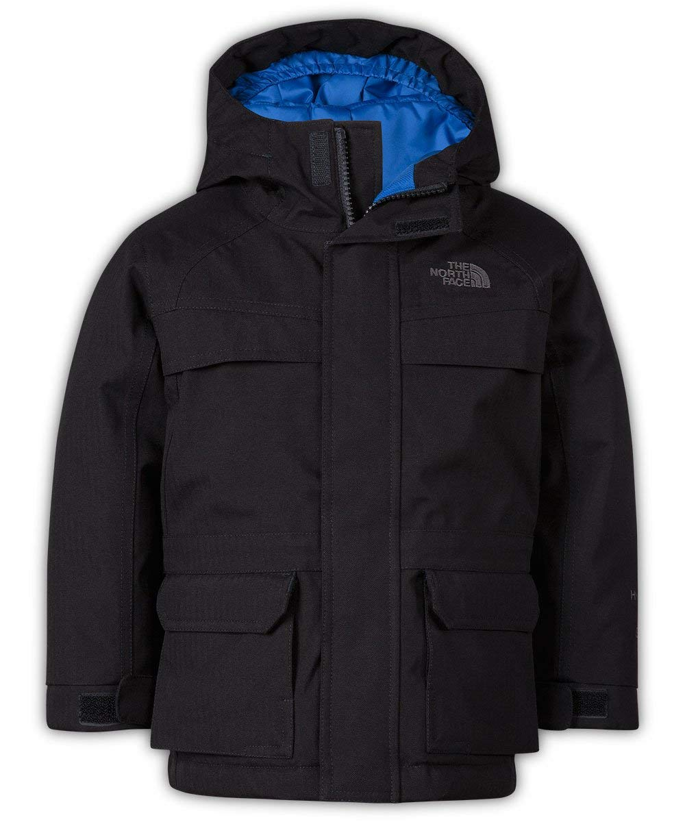The North Face Kids Boys' McMurdo Down Jacket (Toddler), TNF Black 3T