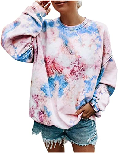 Sudadera Mujer Tumblr, K-Youth Casual Gradiente Color ...