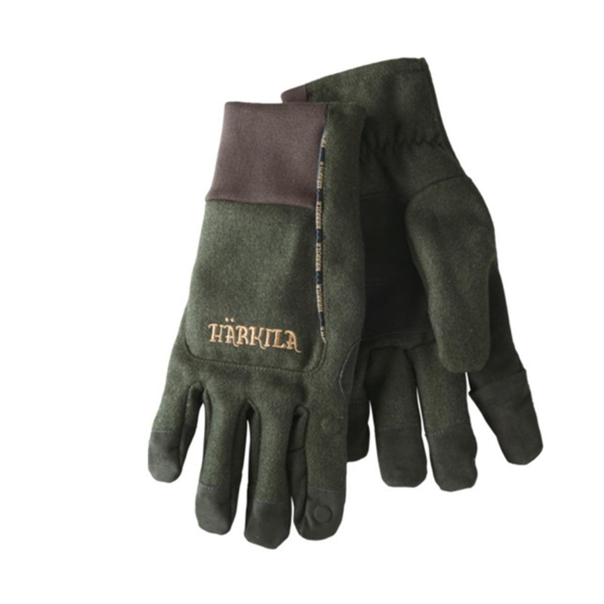 H/ärkila Metso Active Handschuhe warme wasserdichte Jagdhandschuhe mit Fleecefutter
