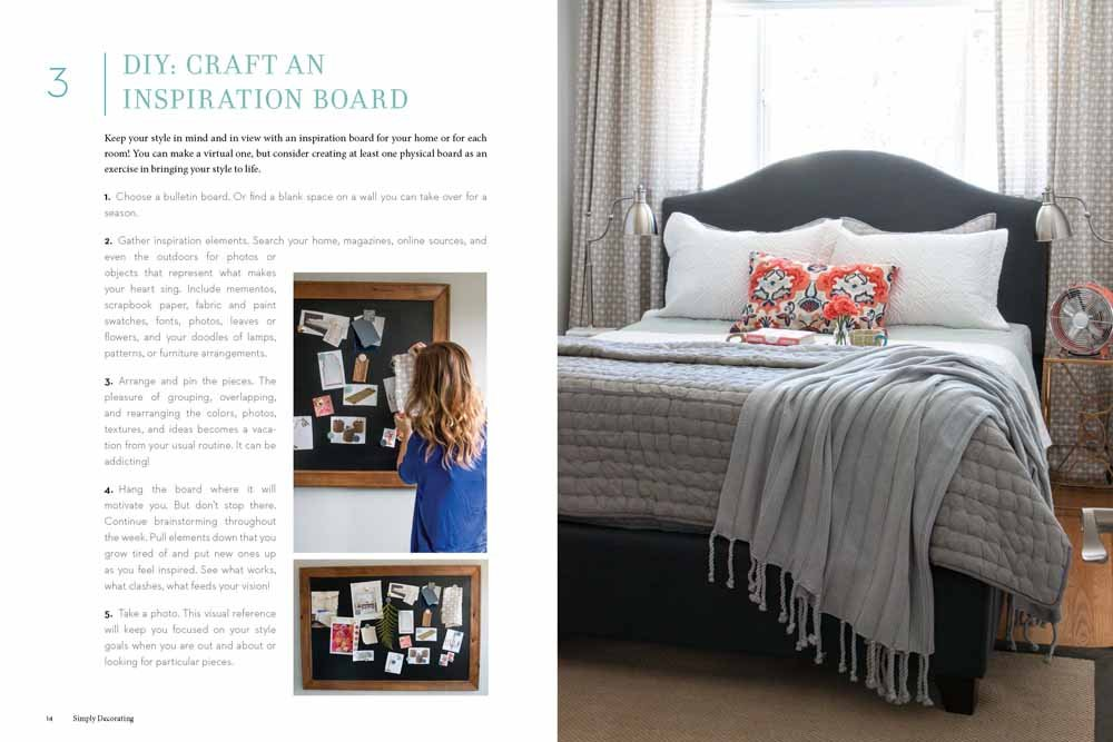Amazon com simple decorating 50 ways to inspire your home inspired ideas 9780736963114 melissa michaels books