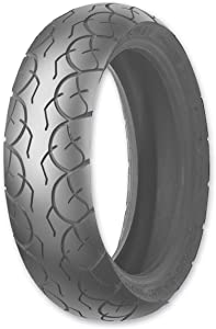 Shinko 87-4507 Tire 568 Series Rear 100/80-16 50P Bias