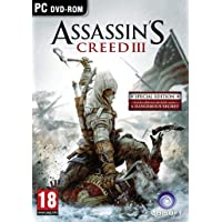 PC ASSASSINS CREED 3 SPECIAL EDITION