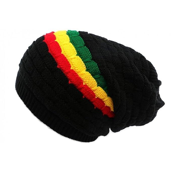 Gorro Rasta negro 8aa0a8ebc00