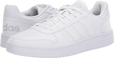 new arrival 50313 6f978 adidas Mens Hoops 2.0 Sneaker, WhiteGrey, ...