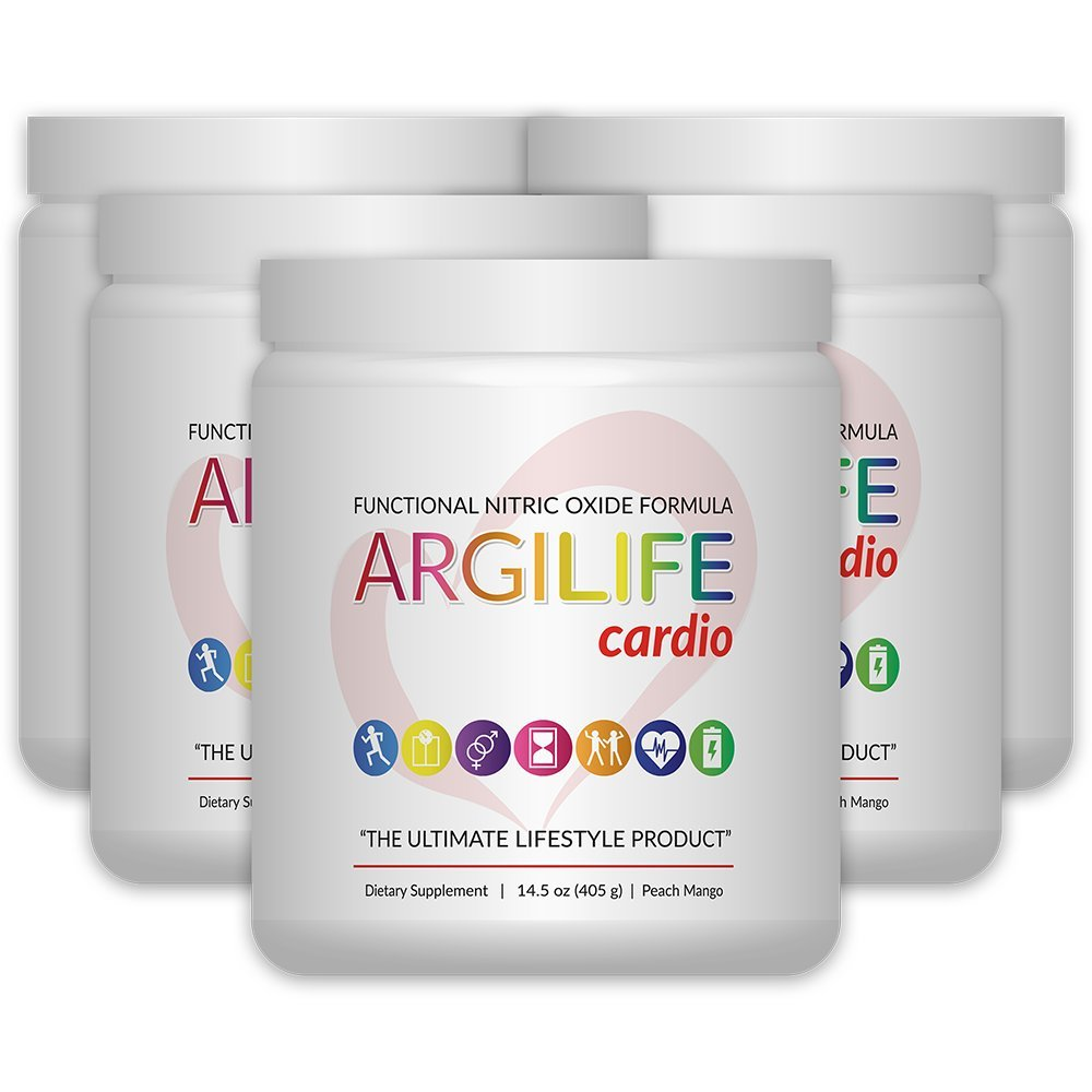 ArgiLife The Ultimate Cardio Product 5 pack