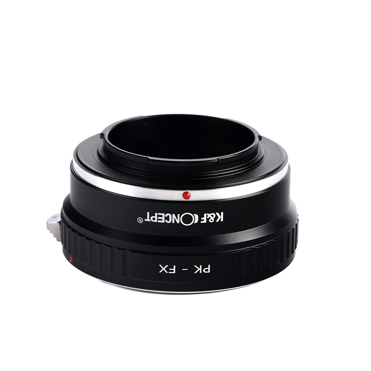 Beschoi Lens Mount Adapter for Pentax PK K Mount Lens to Fujifilm X-Series Mirrorless Camera Body Fits Fuji X-Pro2 X-E1 X-E2 X-M1 X-A1 X-A2 X-A3 X-A10 X-M1 X-T1 X-T2 X-T10