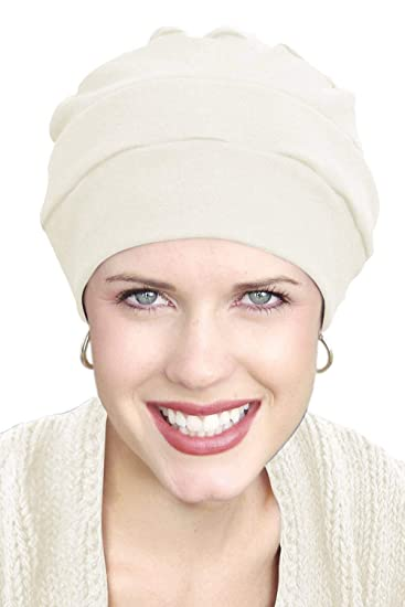 Amazon.com  Headcovers Unlimited 100% Cotton Three Seam Turban ... c7174ca1e44