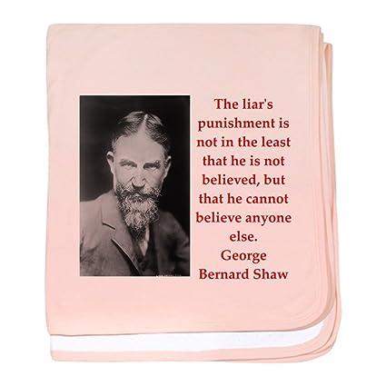 George Bernard Shaw Quotes | Amazon Com Cafepress George Bernard Shaw Quote Baby