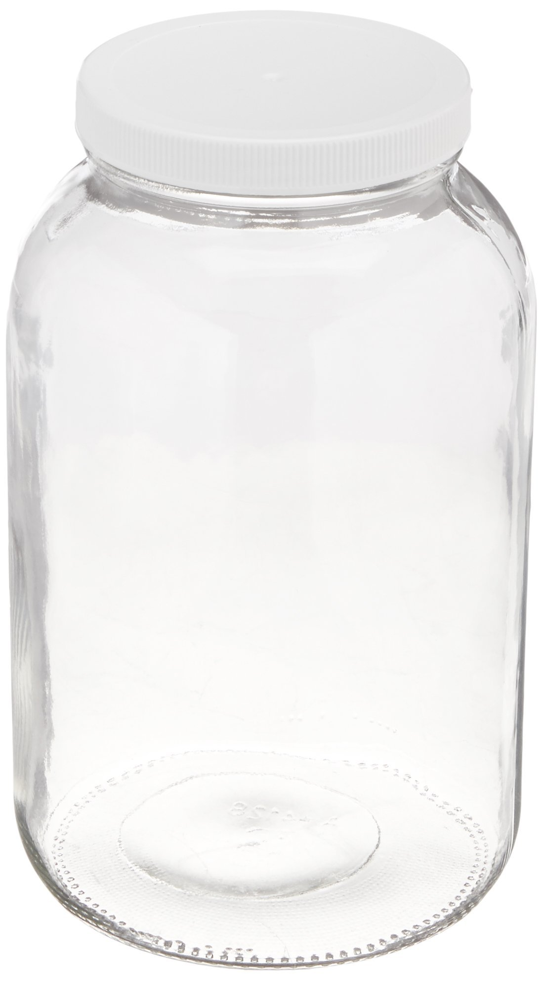 1-gallon USDA Fermentation Glass Jar by Arkansas Glass