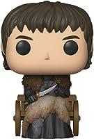 Funko Pop Television: Game Of Thrones - Bran Stark Collectible Figure, Multicolor
