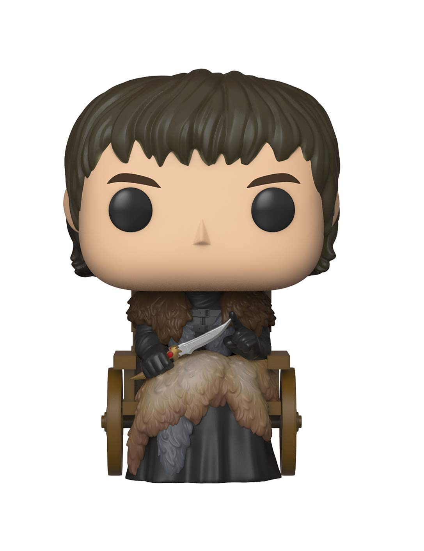 Funko Pop! Game of Thrones en Mexico- Brandon Bran Stark, segundo hijo de Eddard Stark, Señor de Invernalia
