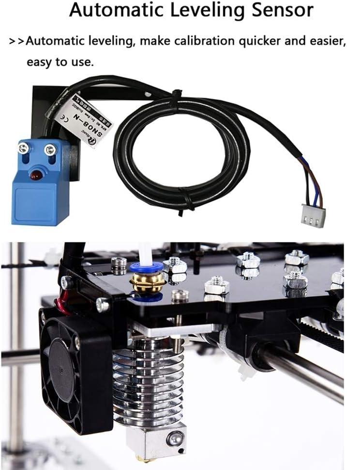 Impresora 3D Resina Impresora 3D Grande, Plaza FLSUN_F1 DIY Kit de ...