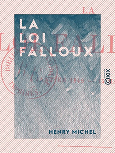 Loi Falloux (French Edition)