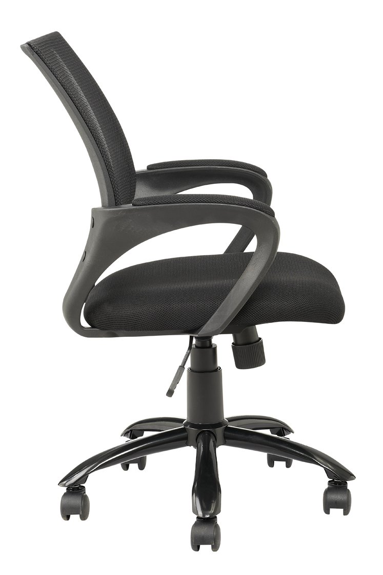 Amazon Mid Back Mesh Ergonomic Computer Desk Office Chair – Computers Chairs