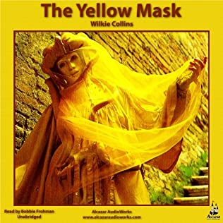 book cover of The Yellow Mask