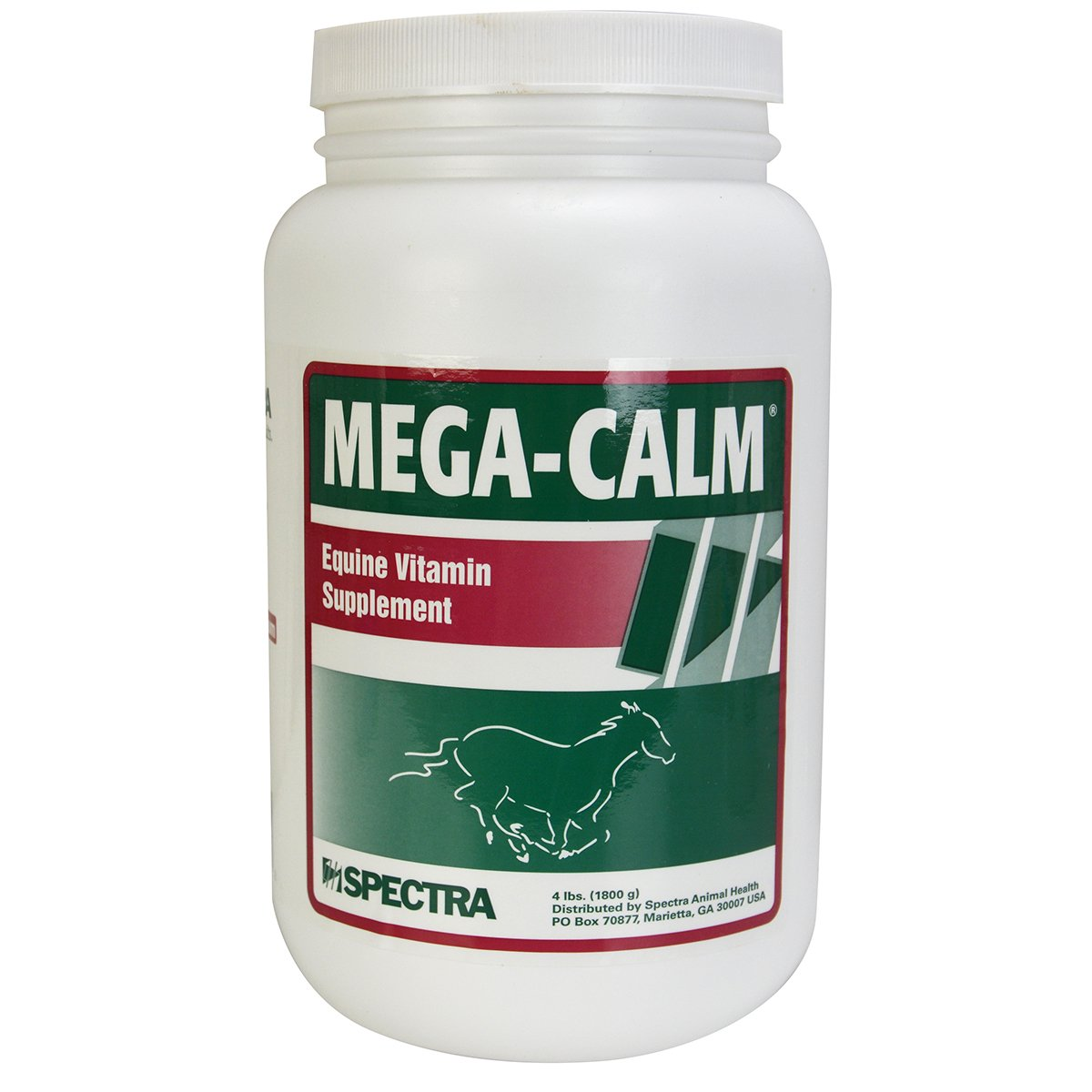 Spectra Animal Health Mega-Calm Calming Powder 4 Pound by Spectra Animal Health