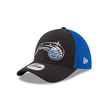best sneakers 21c53 3543a New Era NBA ORLANDO MAGIC 2017 Authentic On-Court 39THIRTY Stretch Fit Cap,  Größe