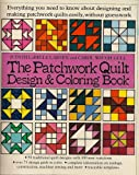 The Patchwork Quilt Design and Coloring Book, Judith LaBelle and Carol Waugh, 0884210286