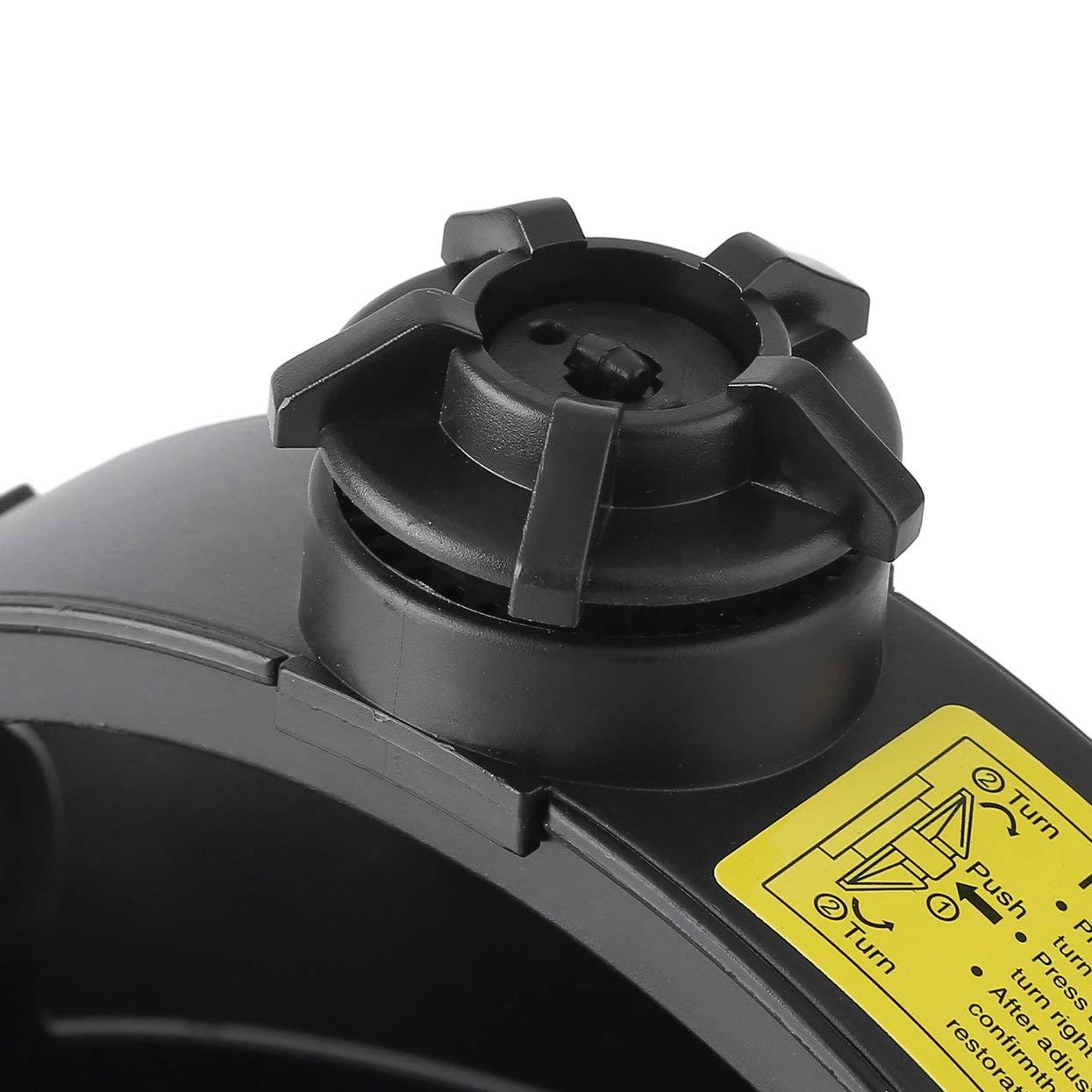 Tellaboull for Oscuratore Automatico Solare Oscurante Regolabile TIG Mig MMA Maschera per Saldatura elettrica Casco a saldare Flaming Skull Design