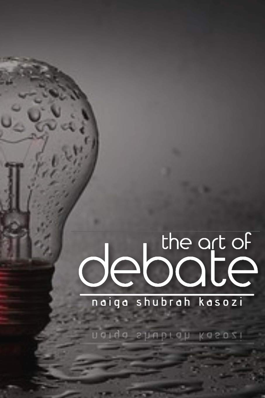 Read Online The Art of Debate pdf epub