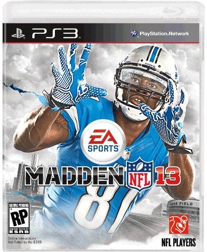 Madden NFL 13 PS3