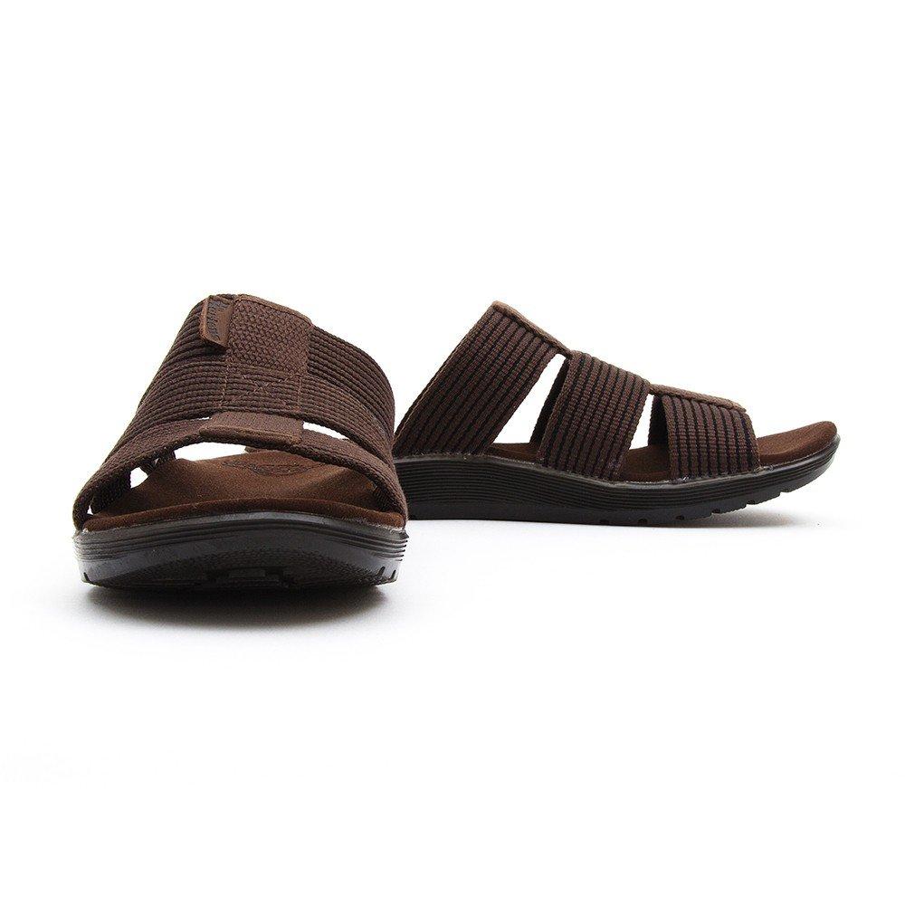 67c94a6a27d Dr. Martens Unisex-Adult Amar Thong Sandals 15742201 Brown 5 UK