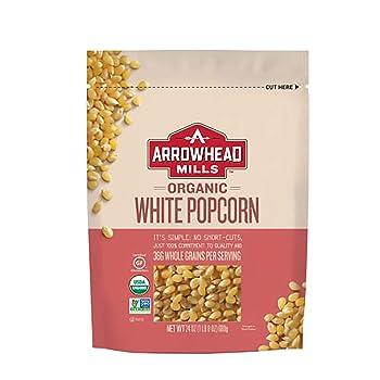 Arrowhead Mills Organic White Popcorn Kernel