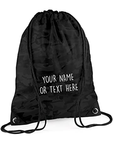 a04992ea870 MYOG © Personalised Premium Drawstring Bag PE Gym Kit School P.E Kids Sport  Rucksack (22