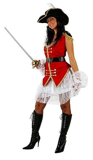 Atosa - Disfraz de pirata para mujer, talla M (8422259944553 ...