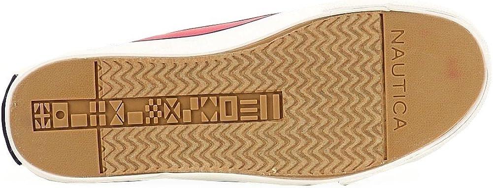 Nautica Girl/'s Bujama Missy Fuchsia Fashion Slip On Boat Shoes