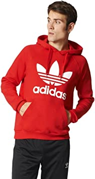 adidas Originals Trefoil Sweat Shirt à Capuche Homme