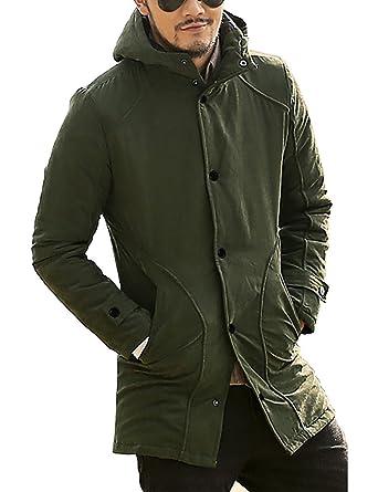 462346712f5fe8 Amazon | [ミックスリミテッド] モッズコート メンズ アウター コート ジャケット ロング ミリタリーコート F224-LBRN-XL |  コート・ジャケット 通販