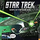 Star Trek 2018 Wall Calendar: Ships of the Line