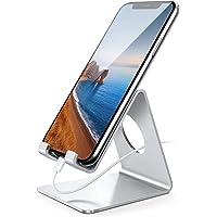 Lamicall Soporte Celular, Base para Celular iPhone : Accesorios para Celular Teléfono Escritorio para Smartphones iPhone…
