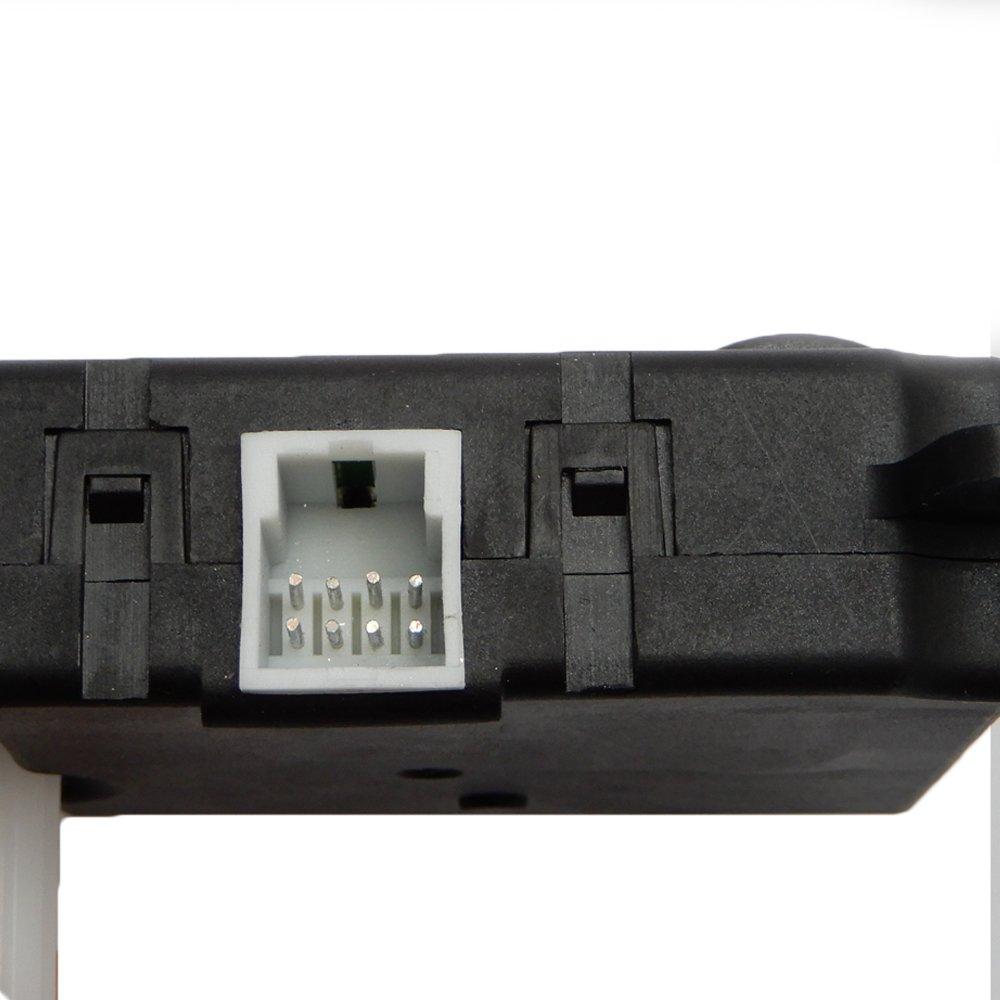 HVAC Air Door Actuator Application Summary 2L3Z19E616BA ICN Lincoln 2002-99 Ford 2004-97