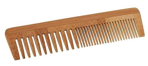 Long Bamboo Comb Amazon Co Uk Beauty