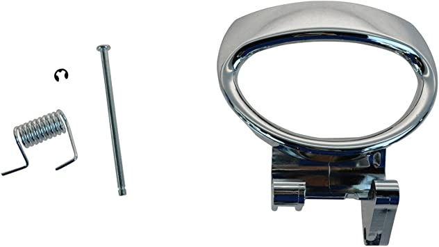 Door Handle Chrome Inside Interior Front Or Rear Rh Right For 06